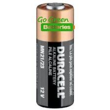 1 x Duracell MN21 A23 12V Alkaline Battery 23A LRV08 K23A E23A V23GA 12 Volt