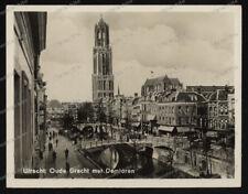 Foto-Utrecht-Niederlande-Holland-Oude Gracht-Domtoren-Architektur-4