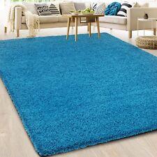 BARCELONA Wohnteppich Shaggyteppich Teppich 14 Farben | vielen Größen & Formen