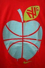 Nike NYC Big Apple BAsketball T-Shirt 2XL