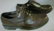 Dunham Waterproof, MCT410SB, Brown Mens Oxford Shoes, US 13