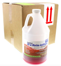 Chemworld RV & Marine Antifreeze (-40F) Concentrate - Makes 4x1 Gallon