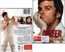 DEXTER - THE FIRST SEASON DVD BRAND NEW STILL SEALED