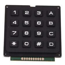 4x4 Matrix 16 Keyboard Keypad USE Keys PIC AVR Stamp DT