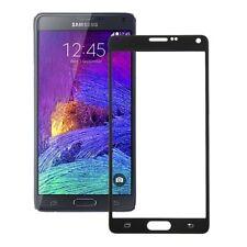 Samsung Galaxy Note 4 Complet Prortecteur D'Écran Rigide Trempé à Bord Noir