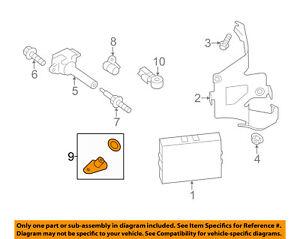 SUBARU OEM 11-15 Forester-Engine Camshaft Cam Position Sensor 22056AA270