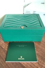 ROLEX OYSTER PERPETUAL DATEJUST 178271 WATCH BOX, OUTER, INSTRUCTIONS