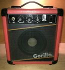 VINTAGE CLASSIC Gorilla GG-20 Amplifier AMP RED Guitar Great SoundingSmall for sale
