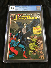 DC Comics Superman's Pal Jimmy Olsen #142 CGC 9.6 NEAR MINT Jack Kirby Vampire!