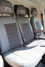 Maß Auto Sitzbezüge Kunstleder Alkantara MB Vito W638 1996-2003 1+2