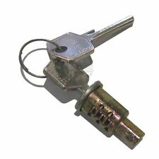 Land Rover Series 3 Antiburst Door Lock Barrel & Keys 395141 Matching Set Pair