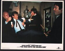 JAMES BOND MAN WITH THE GOLDEN GUN  RARE UNRELEASED 1984 MGM LOBBY CARD