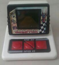 Hitech Retrò primi anni'90 GRAND PRIX AUTO PORTATILE VINTAGE VIDEO GAME TOY