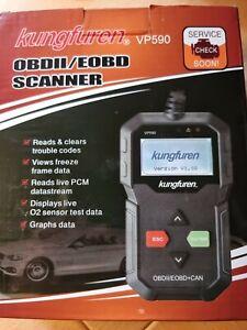 OBD2 Diagnosegerät Klassisch Verbesserter Universal USB Kabel Auslesen & Löschen