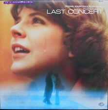 STELVIO CIPRIANI BO THE LAST CONCERT LP 1976 Japon