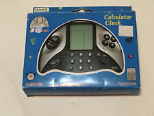 Vintage SANA Portable Game Player Calculator Alarm Clock In One Travel New