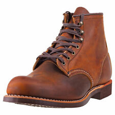 Red Wing Blacksmith Heritage Mens Copper Leather Casual Boots