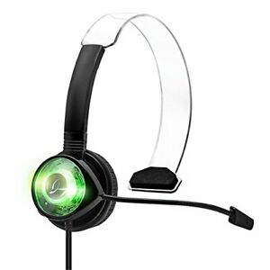 PDP Afterglow Mono Chat Communicator for Xbox 360 Green