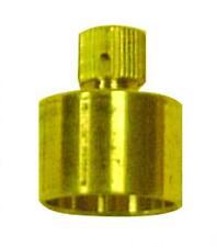 Brass air vent cap 15mm
