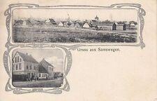4743- Gruß aus Samswegen bei Niedere Börde 1910