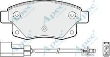 Apec PAD1477 Brake Pad Set FORD TRANSIT
