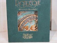 Harmony Kingdom Picturesque Bumble's Bridge Byron'S Garden Tile Plaque Nib