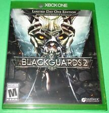 Blackguards 2 - Xbox One *Brand New! *Sealed! *Free Shipping!
