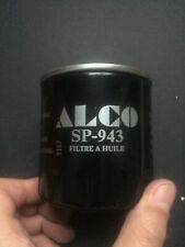 New ALCO Oil Filter SP 943 New Old Stock Peugeot 106 LS867 W712/8