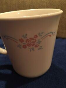 Set Of 12 Corelle Corning English Breakfast coffee tea cups Mugs