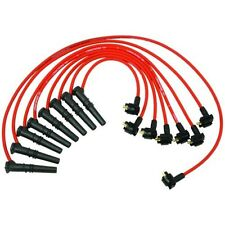 FORD RACING M-12259-R462 Spark Plug Wire Set; 4.6L 2V Red 9mm
