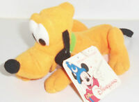Disney land Pluto Soft Toy excellent condition 8 inch