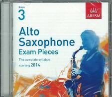 ABRSM: Alto Saxophone Exam Recordings (starting 2014) Gr... AB9591