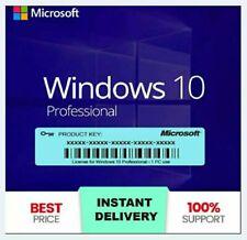 Window 10 Pro Professional -  licenza a vita
