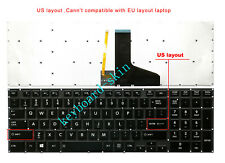 New for Toshiba P75 P70-A,P75-A,P70t-A,P70-B,P75-B,P70t-B US Keyboard backlit