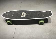 "Long Island Long board Skateboard Grey  22.5"""