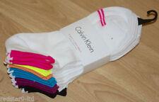 Calvin Klein Machine Washable 4-11 Multipack Socks for Women