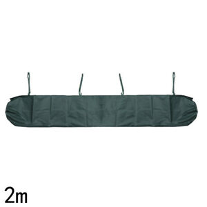 Patio Awning Weather Rain Cover Awning Sun Canopy Storage Bag Winter Protect