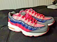 Nike Air Max 95 Women's Size 6Y Regency Purple/Laser Orange