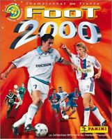 STICKERS IMAGE VIGNETTE - LIGUE 1 -  PANINI FOOT 2000 - a choisir