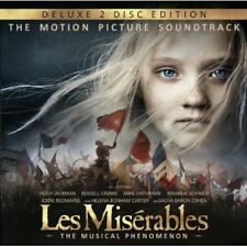 Various Artists - Les Miserables (Deluxe Edition) (Original Soundtrack) [New CD]