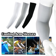 3Pairs Cooling Arm Sleeves Cover UV Sun Protection for Cycling Basketball /WBGY