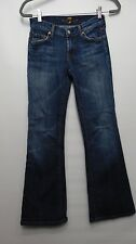 7 For All Mankind Flare Boot Cut Jeans Size 25