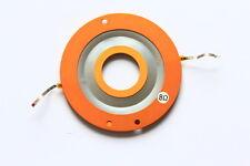 1 pcs 44.4mm Diaphragm for JBL 2404 2405-1 2405-H 077 Horn Driver voice coil