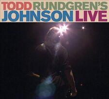 Todd Rundgren's Johnson Live [Bonus DVD] [Digipak] by Todd Rundgren (CD,...