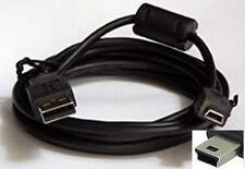 Mini USB 5 Pin Cable, USB A male to 5 pin mini B cable  6 Ft long, USB to Mini