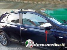 Calotte Cromate Copri Specchietti Per Nissan Qashqai Cromature Specchi Anche +2