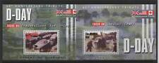 Gambia 2004 Anniv Of D-Day SG (2)MS4664 MNH
