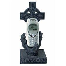Handyhalter Keltenkreuz mit Kralle Dekoration Gothic Halloween Fantasy DRA410