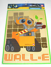 Planche de Stickers Autocollants Disney Pixar Wall E 25x35 cm Edition MFG d NEUF
