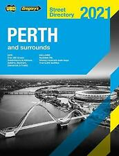 Perth Street Directory 2021 63rd ed by UBD Gregory's (Paperback, 2020)